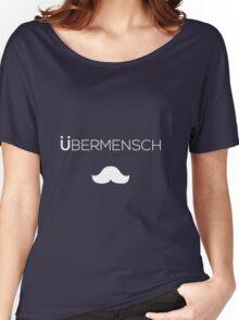 Nietzsche Ubermensch Shirt Women's Relaxed Fit T-Shirt