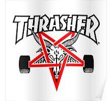 thrasher Poster
