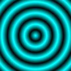 Aqua 3D Hoops by Sookiesooker