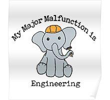 Engineering Major Poster