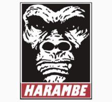 OBEY HARAMBE Kids Tee