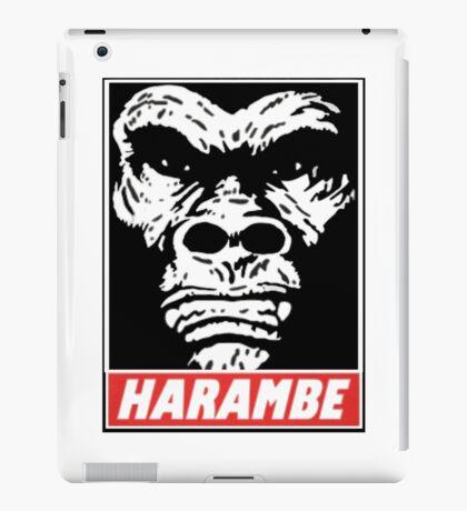 OBEY HARAMBE iPad Case/Skin