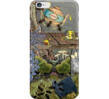Insect Tea Party iPhone Case/Skin
