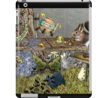 Insect Tea Party iPad Case/Skin