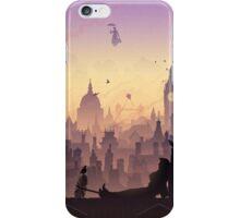 Wind's in the East iPhone Case/Skin
