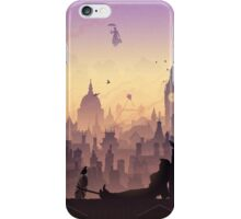 Wind's in the East iPhone Case/Skin