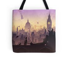 Wind's in the East Tote Bag