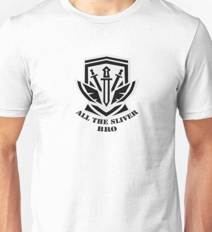 RB6 Rank sliver Unisex T-Shirt