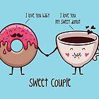 sweet couple by moryachok