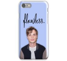Matthew Gray Gubler Flawless. iPhone Case/Skin