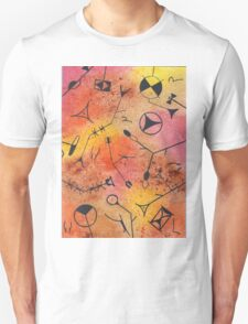 Tribute to Klee II  T-Shirt
