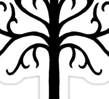 The White Tree of Gondor Sticker