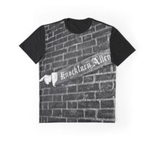 This Way to Knockturn Alley Graphic T-Shirt