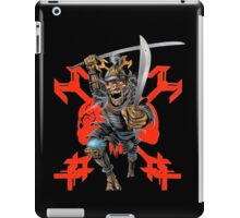 swords troops iPad Case/Skin