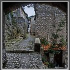 Artena Italy by Warren. A. Williams