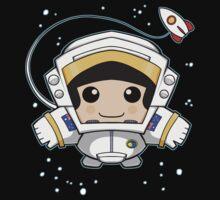 Space Boy Kids Tee