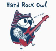hard rock owl T-Shirt