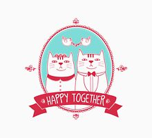 happy together Unisex T-Shirt