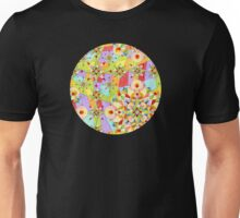 Pastel Carousel Circus Plaid Unisex T-Shirt