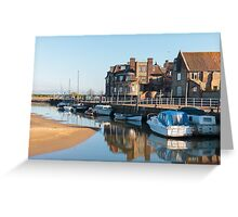 Blakeney Greeting Card
