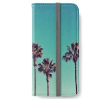 California Palm Trees iPhone Wallet/Case/Skin