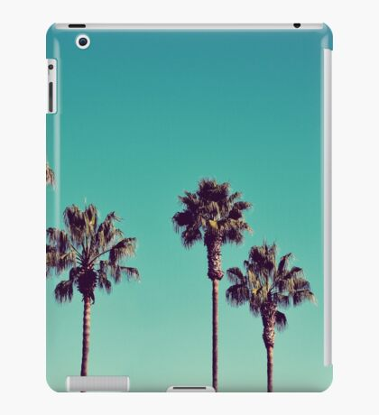 California Palm Trees iPad Case/Skin