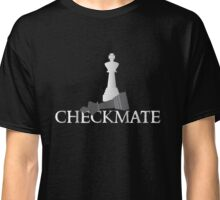 Checkmate - Chess Lovers T Shirt Classic T-Shirt
