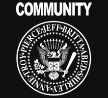 Community - Great Seal of the Study Group Kids Clothes