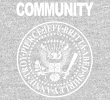 Community - Great Seal of the Study Group One Piece - Long Sleeve