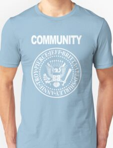 Community - Great Seal of the Study Group T-Shirt