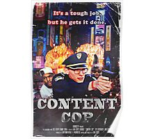 Content Cop - The Movie Poster