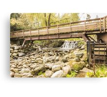 Waterfall 6 Canvas Print