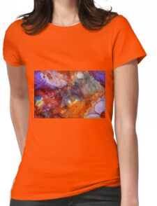 Abstract art 3 Womens Fitted T-Shirt