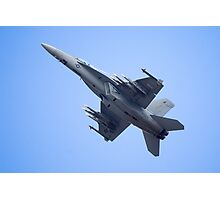 Super Hornet Flies Photographic Print