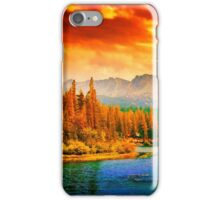Waterscape I iPhone Case/Skin
