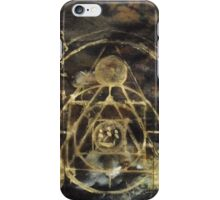 Philosopher's stone  iPhone Case/Skin