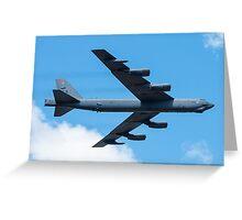 B-52 Greeting Card