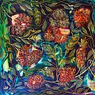 Exotic Flora by marlene veronique holdsworth
