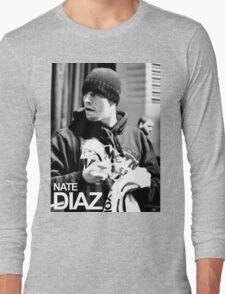 nate diaz Long Sleeve T-Shirt