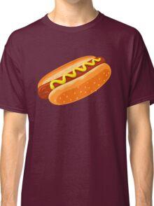 Big Hotdog - Yum! - Funny Humor T Shirt Classic T-Shirt