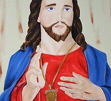 *Jesus Piece* by AcunaArts