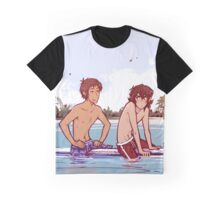Surfer Klance Graphic T-Shirt