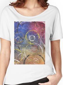 Rings of Change I Women's Relaxed Fit T-Shirt
