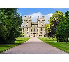 Windsor Castle Photographic Print
