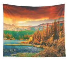 Waterscape II Wall Tapestry