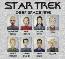 STAR TREK DS9 Kids Clothes