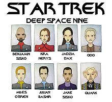 DS9 by Bantambb