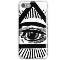 illuminati iPhone Case/Skin