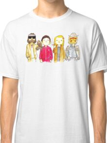 Royal Tenenbaum bought the house on Archer Avenue in the winter of his 35th year Classic T-Shirt