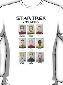 STAR TREK VOYAGER  T-Shirt